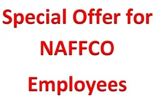Special Offer for Naffco employees